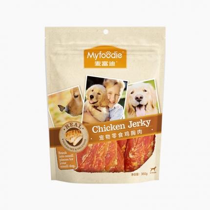 麦富迪 鸡胸肉训练奖励狗零食 360g