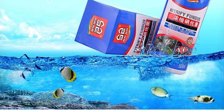 森森超浓缩硝化细菌液体水质鱼缸净水剂