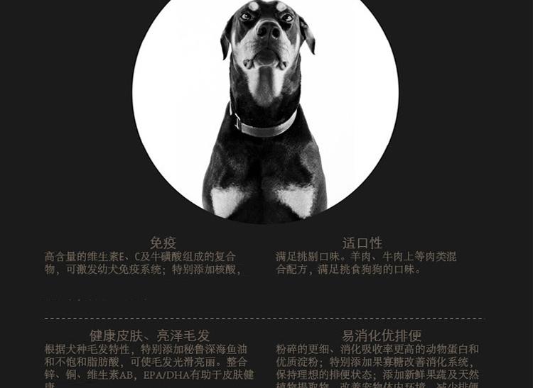 HeartLink 精灵猫 全期犬粮天然狗粮500g