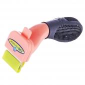 富美內特FURminator 小動物專用粉色祛毛梳
