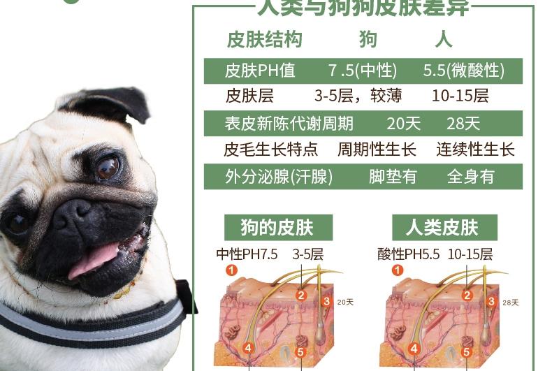 旺芙 红棕猫犬宠物香波沐浴露 500ml