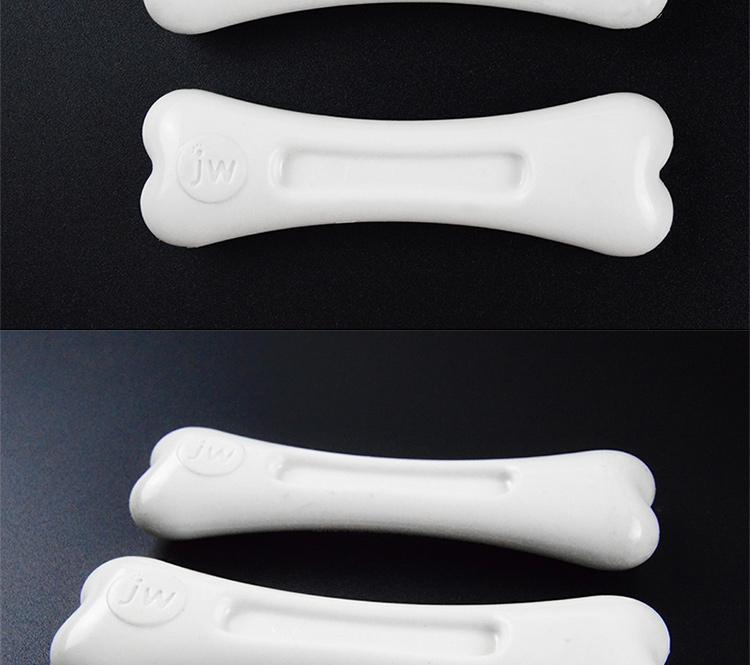 petmate 尼龙胶耐咬磨牙骨头狗玩具 美国进口