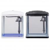 森森鱼缸水族箱生态金鱼缸高清玻璃迷你小型创意龟缸观赏造景鱼缸