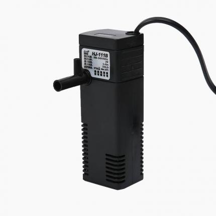 森森魚缸烏龜缸低水位過濾泵三合一增氧泵靜音過濾泵微型潛水泵