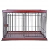 爱丽思IRIS 别墅级桦木宠物围栏窝  带底盘