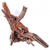 天然沉木 聚宝源精品沉木鱼缸水族箱造景装饰沉木鱼缸造景木