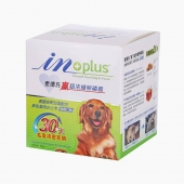 麦德氏IN-Plus 超浓缩狗狗卵磷脂美国in泰迪萨摩金毛美毛海藻粉宠物营养品300g