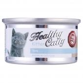 哈乐喜 鲔鱼营养幼猫罐头80g 猫湿粮