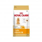 法国皇家ROYAL CANIN 8岁以上贵宾老年犬粮3kg PDA26