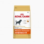 法国皇家ROYAL CANIN 迷你雪纳瑞幼犬粮1.5kg SNJ30