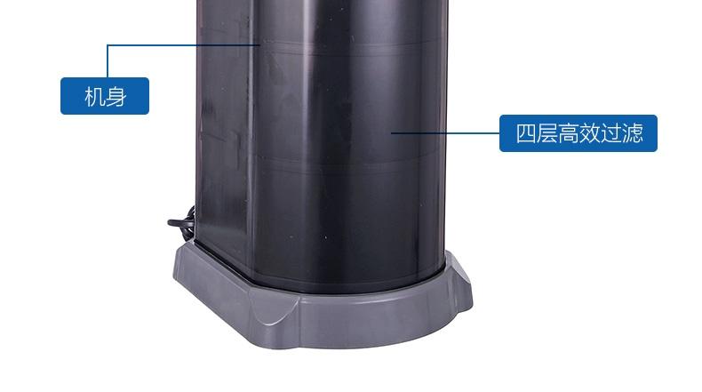 鱼缸过滤器小型静音外置过滤桶缸外过滤器水族箱外置静音过滤设备