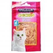 卫塔卡夫 猫咪鸡肉软丝50g*12 均衡营养 猫零食