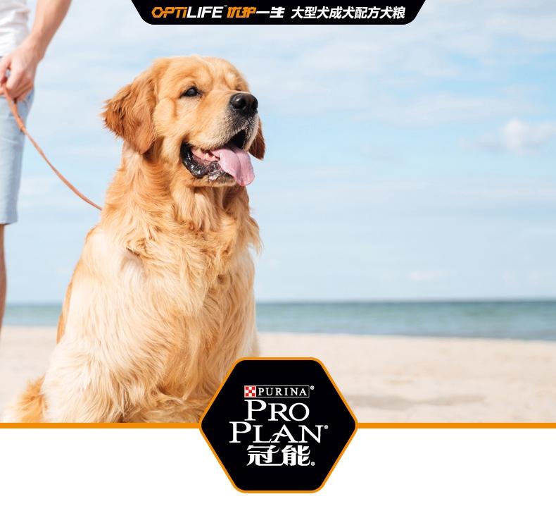 O PLAN 大型犬成犬全价犬粮狗粮12kg图片
