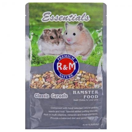 哈姆小寵 谷物營養糧寵物倉鼠糧金絲熊主糧飼料454g