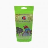 豚鼠倉鼠金絲熊兔子零食 混糧主糧伴侶純生小油葵100g