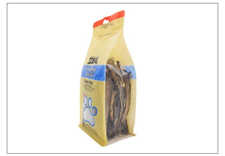 zeal真挚  Spare Ribs小牛肋骨500g 新西兰进口狗零食