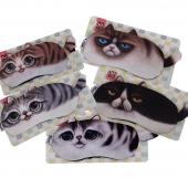 猫范 喵星人卡通午睡眼罩 遮光冰袋按摩眼罩