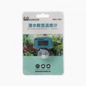 森森水族溫度計液晶水溫計WDJ-05