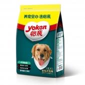 怡亲 金毛成犬专用粮2.5KG