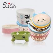 伊丽Elite 陶瓷碗宠物碗