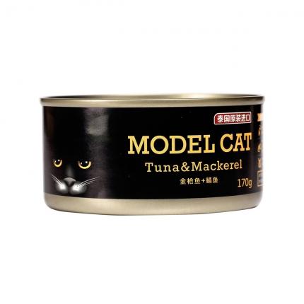 麦富迪 模特猫/金枪鱼 鲭鱼170g