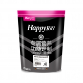 顽皮Happy100贵宾犬幼犬全价粮肠道呵护配方0.38kg