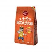 顽皮Happy100贵宾犬幼犬全价粮肠道呵护配方2.5kg(新老包装随机发货)