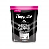 顽皮Happy100贵宾犬成犬全价粮去泪痕配方0.38kg【2018年11月19日】