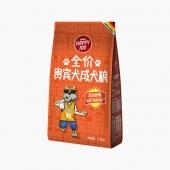 顽皮Happy100贵宾犬成犬全价粮去泪痕配方2.5kg(新老包装随机发货)