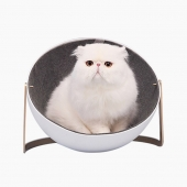 FURRYTAIL 白白貓窩顏色隨機