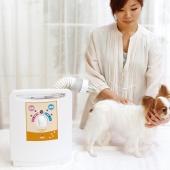 愛麗思IRIS 寵物靜音烘干器 PDR270 吹水機