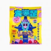 句句兽 大满足系列冻干鲜果综合肉脆片狗零食 400g