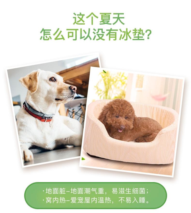 怡亲Yoken 橙子造型宠物冰垫 猫狗通用