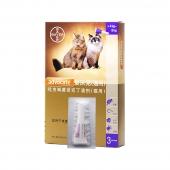 爱沃克 4-8kg猫用驱虫滴剂M 单支装