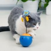 伊丽Elite  智能镭射球不倒翁逗猫玩具  外观设计专利