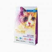 朗诺 冻干三文鱼肉粒奖励猫零食 300g 富含75%高蛋白