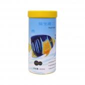 聚寶源 小型魚熱帶魚魚糧0.6mm顆粒 500ml
