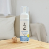 日本APDC 泡泡猫免洗香波 原味 180ml 超电解水杀菌除臭 表面活性剂不含酒精