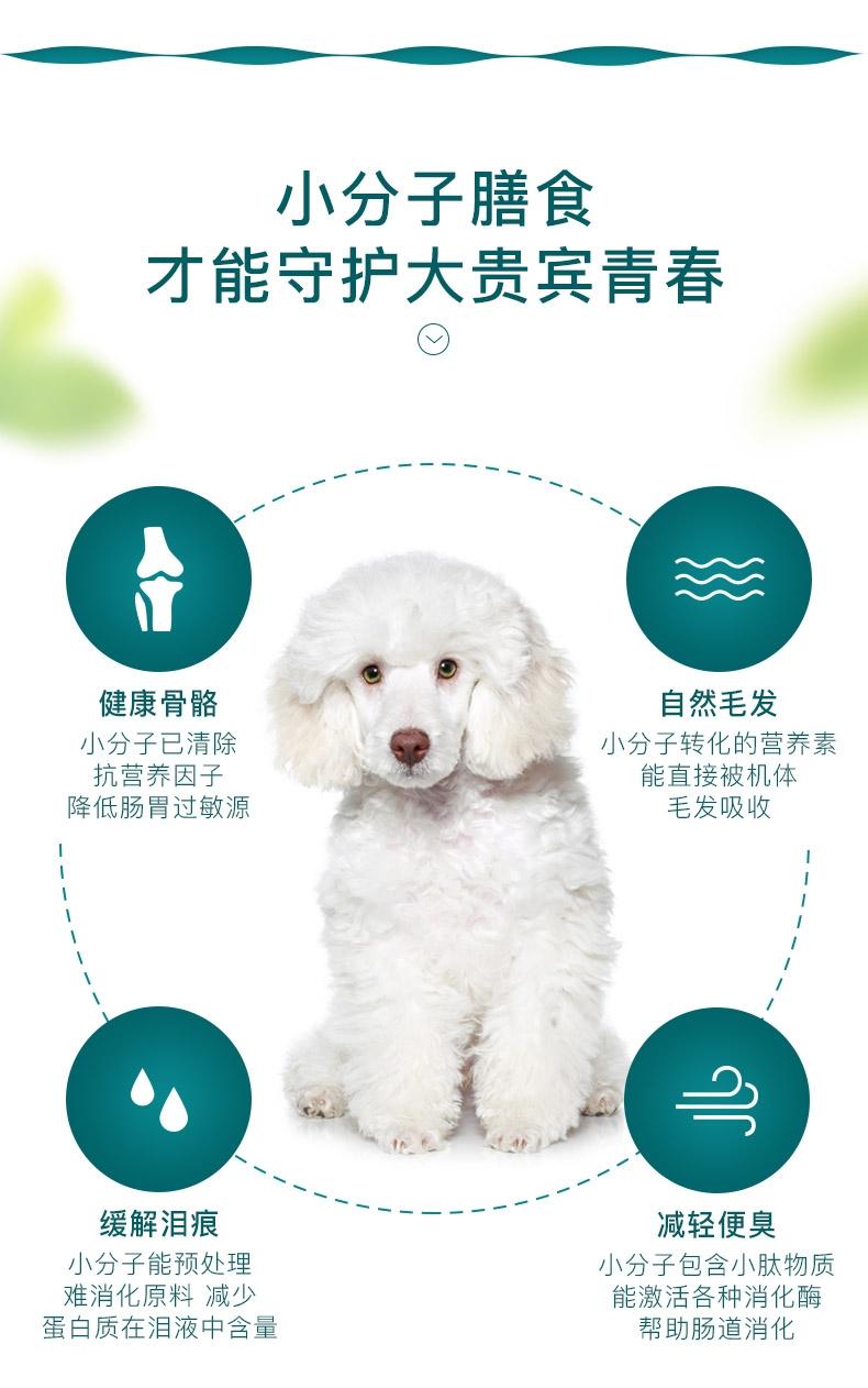 怡亲Yoken 贵宾成犬专用粮2.5kg*3包