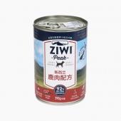 滋益巅峰Ziwi peak 鹿肉犬罐头 390g 新西兰进口