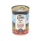滋益巅峰Ziwi peak 无谷鹿肉犬罐头 390g 91%肉含量 新西兰进口