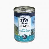 滋益巅峰Ziwi peak 无谷马鲛鱼羊肉狗罐头 390g 91%肉含量 新西兰进口