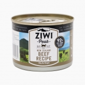 滋益巔峰Ziwi peak 無谷牛肉貓罐頭 185g 92%肉含量 新西蘭進口