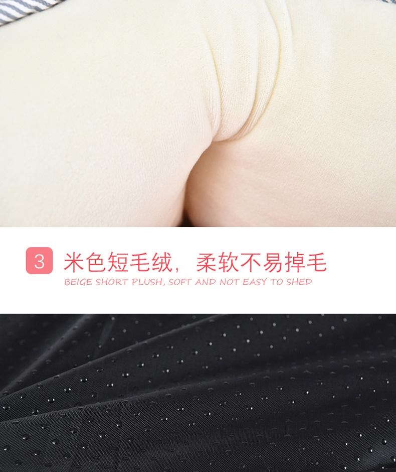 伊丽 素色五角星印花系列蓝色圆窝 宠物窝 狗窝猫窝