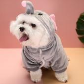 伊丽 大象变装狗衣服可爱动物变身双脚装 舒适透气 回头率高