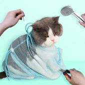 多可特 洗猫袋3代 一秒变乖
