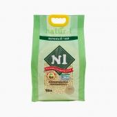 N1 大玉米猫砂 17.5L  2.0mm  除臭去味 可冲厕所