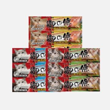 美食樂 貓條大禮包
