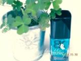 蓝色指甲油