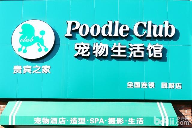 poodle club贵宾之家宠物生活馆